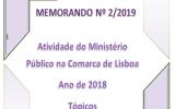 Memorando n.º 2/2019
